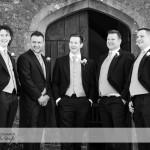 cardiff wedding photographer - Penhow Church Wedding