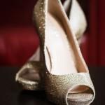 wedding photographer cardiff - Bridal Shoes