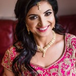 wedding photographer cardiff - asian bride