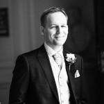 wedding photographer cardiff -groom