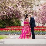 wedding photographer cardiff - blossom