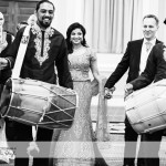 wedding photographer cardiff - drummers