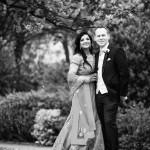wedding photographer cardiff - cathays park