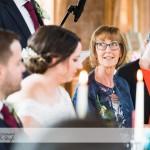 wedding photographer cardiff - elmore court speeches