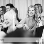 wedding photographer cardiff - elmore court guest reaction
