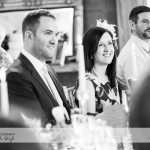 wedding photographer cardiff - elmore court guests