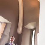 wedding photographer cardiff - roch castle groom