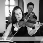 wedding photographer cardiff - roch castle - cambrian string quartet
