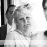 wedding photographer cardiff - roch castle wedding guest