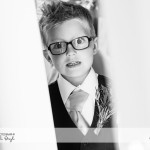 wedding photographer cardiff - canada lodge lake page boy