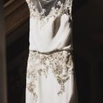 wedding photographer cardiff - oxwich bay hotel dress