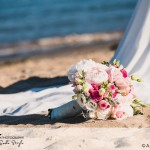 wedding photographer cardiff - oxwich bay hotel detail