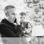 wedding photographer cardiff - coed y mwstwr bridgend groom and son